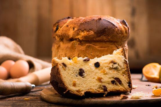 Chocottone ou panettone